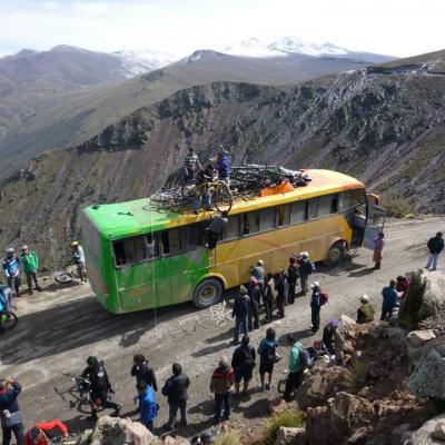Down-Hill Pichu Pichu 2015
